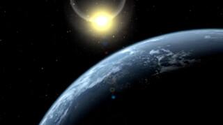 Waarom kunnen we leven op aarde?
