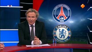 Nos Uefa Champions League Live - Wedstrijdanalyse Paris-saint Germain - Chelsea