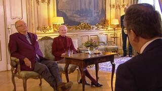 Blauw Bloed - Een Bijzonder Interview In Denemarken