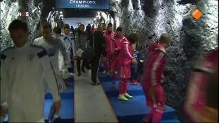 Nos Uefa Champions League Live - 1ste Helft Schalke 04 - Real Madrid