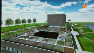 Het Klokhuis: Kringloopgebouw
