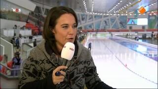 Nos Studio Sport - Schaatsen Wk Sprint Astana