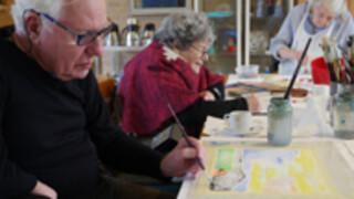 2Doc: Rosa Spier, huis vol kunstenaars