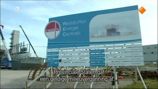 Fryslân DOK Dioxine in Harlingen - meten, weten en vertrouwen