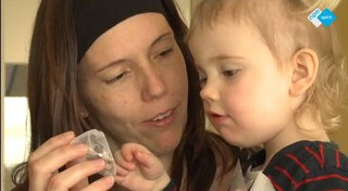 NPO Spirit reportages Beschermengeltjes in het kinderziekenhuis