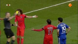 NOS UEFA Champions League Live NOS UEFA Champions League Live, nabeschouwing Chelsea - Paris Saint Germain en samenvatting Bayern Munchen - Shakhtar Donetsk