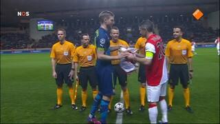 Nos Uefa Champions League Live - Nos Uefa Champions League Live, 1ste Helft As Monaco - Arsenal