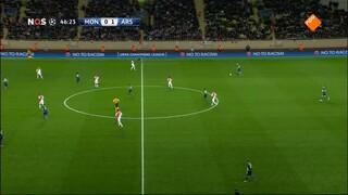Nos Uefa Champions League Live - Nos Uefa Champions League Live, 2de Helft As Monaco - Arsenal