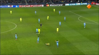 NOS UEFA Champions League Live NOS UEFA Champions League Live, voorbeschouwing FC Barcelona - Manchester City