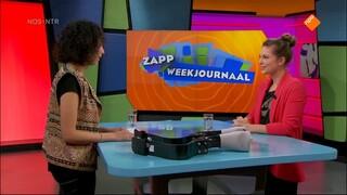 Zapp Weekjournaal met NOS Jeugdjournaal 22 maart 2015