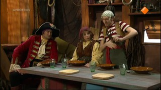 Piet Piraat De poes