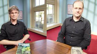 VPRO Boeken Jan Vantoortelboom en Eric Duivenvoorden