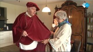 NPO Spirit reportages Middeleeuwse kerkdienst lang