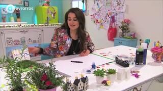 Jill - DIY: Maak je eigen kruidenkastje