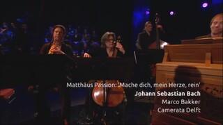 Aflevering 2 - Marco Bakker zingt uit de Matthäus-Passion