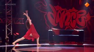 Optreden Manouk - 1e halve finale