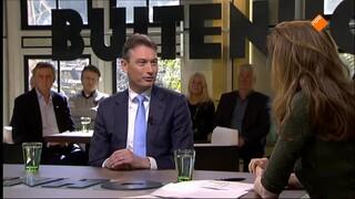 Buitenhof - Halbe Zijlstra, Loretta Napoleoni, Tom Lanoye