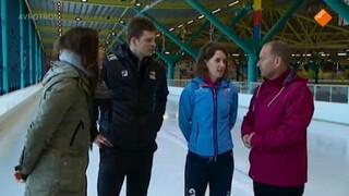 Battle schaatsen met Sven Kramer & Ireen Wüst
