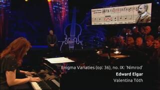 Aflevering 3 - Valentina Tóth speelt Elgar