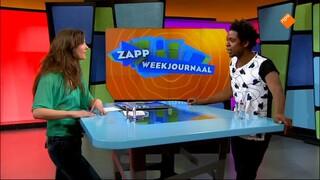 Zapp Weekjournaal met NOS Jeugdjournaal 12 april 2015