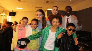 Junior Dance - 2e Halve Finale (live)