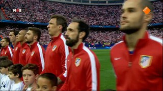 Nos Uefa Champions League Live - Atlético Madrid - Real Madrid