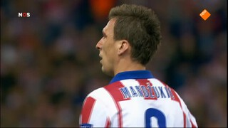 NOS UEFA Champions League Live Nabeschouwing Atlético Madrid - Real Madrid en samenvatting Juventus - Monaco