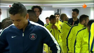 Nos Uefa Champions League Live - Paris St. Germain - Fc Barcelona
