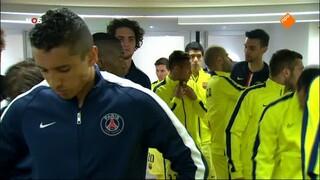 Nos Uefa Champions League Live - Paris St. Germain - Fc Barcelona