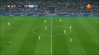 NOS UEFA Champions League Live Paris St. Germain - FC Barcelona