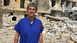 Dokter aan het front in Syrië