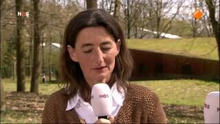 NOS 70 jaar bevrijding: Herdenking kamp Amersfoort