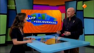 Zapp Weekjournaal met NOS Jeugdjournaal 26 april 2015