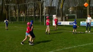 Battle frisbee