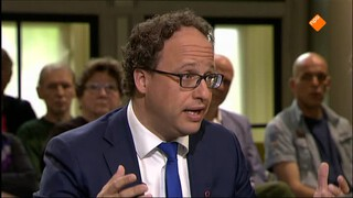 Buitenhof - Wouter Koolmees, Bas Jacobs, Adriaan Schout, David Grossman