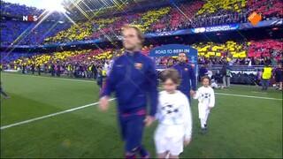 Nos Uefa Champions League Live - Fc Barcelona - Bayern München