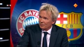 Nos Uefa Champions League Live - Bayern München - Fc Barcelona