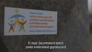 Keurmerken voor kinderarbeid-vrije grafstenen