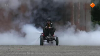 cp s10a9 grote test: sneller van a naar b