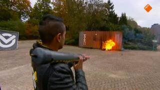 cp s10a9 jongens vs meiden: schieten