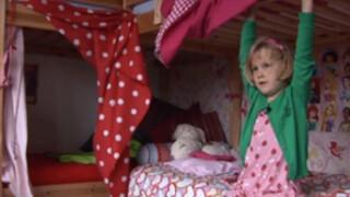 Kindertijd Carlijn (Hier slaap ik)