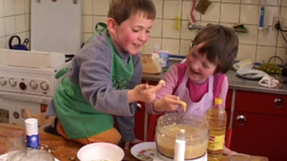 Kindertijd - Pindakaas