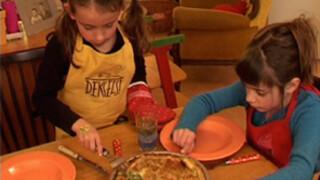 Kindertijd - Spinazietaart