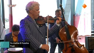 Vpro Vrije Geluiden - Javier Perianes; R-chestra & Shaza Hayek; En Het Lama Trio