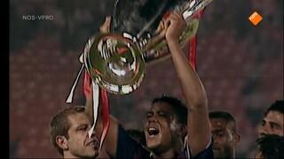 Kluivert en de tranen van de Champions League