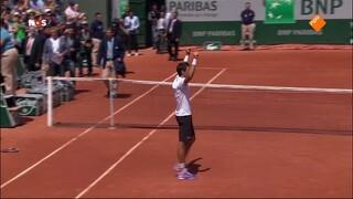 NOS Studio Sport Tennis Roland Garros