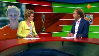 Nos Studio Sport Wk Voetbal Vrouwen - Nieuw-zeeland - Nederland