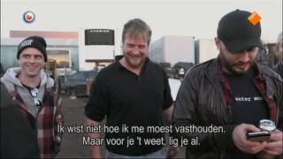 Fryslân Dok - Fryslân Dok: Rûchhouwers: Leven Voor De Cross