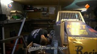 Fryslân Dok - Rûchhouwers: Leven Voor De Cross