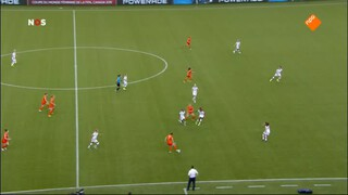 WK Voetbal vrouwen wedstrijdanalyse Nederland - Canada
